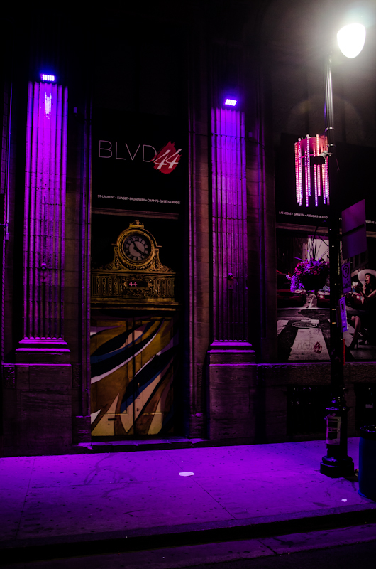 Blvd 44 club entrance