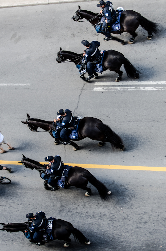Montreal Police Cavalry