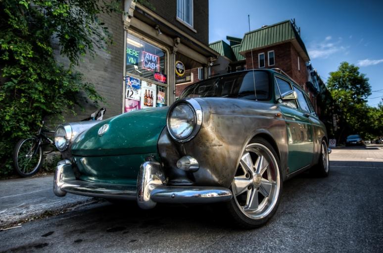 Vintage Volkwagen