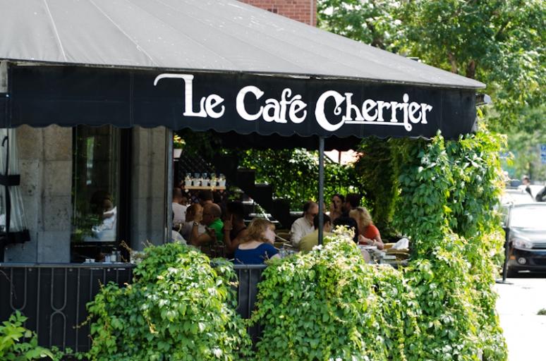 Le Café Cherrier