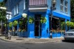 Else's bar on rue Roy est