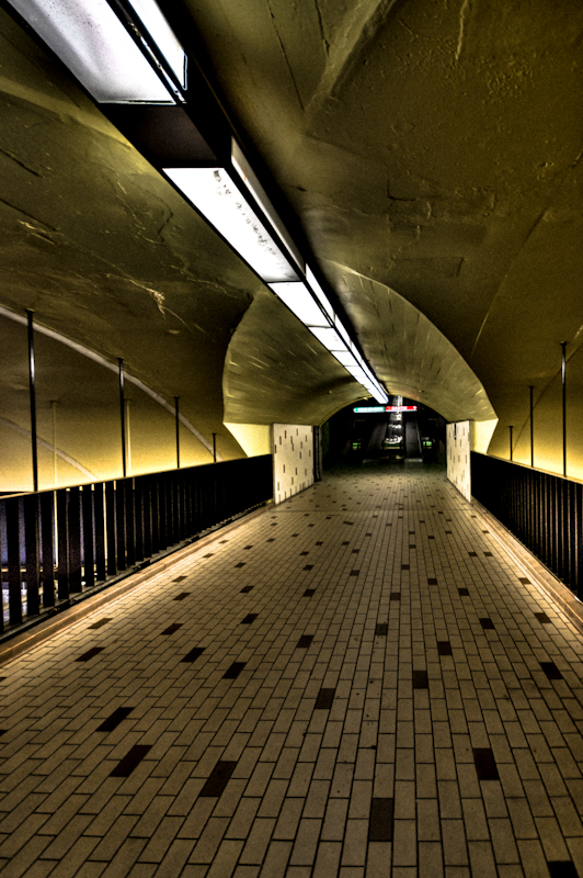 Beaudry Metro station
