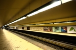 Beaudry Metro Platform