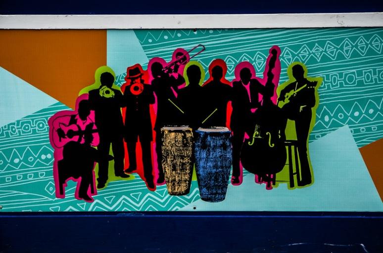 Jazz Fest art