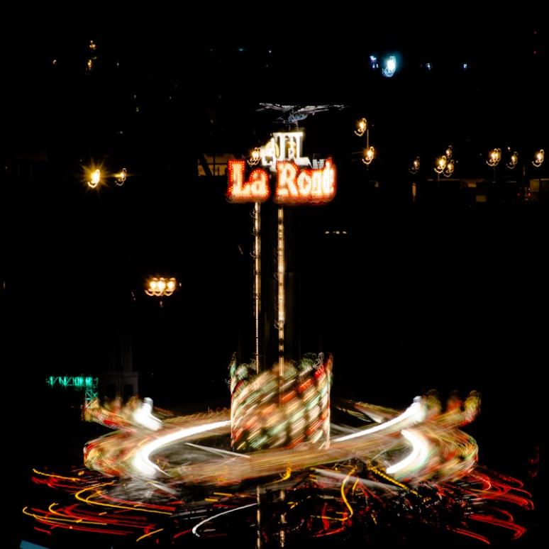 Laronde amusement park