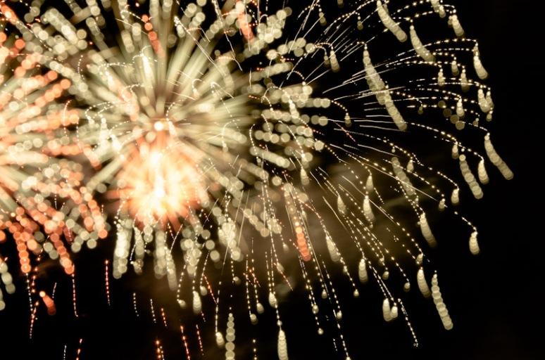 International Fireworks competition - France