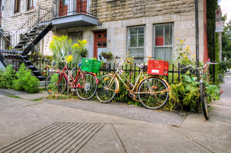 House of bikes