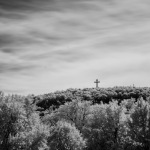 Infrared of Mount Royal