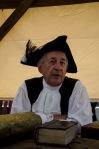 Historian Jacques Lacoursière at Le Marché Public de Pointe-à-Callière