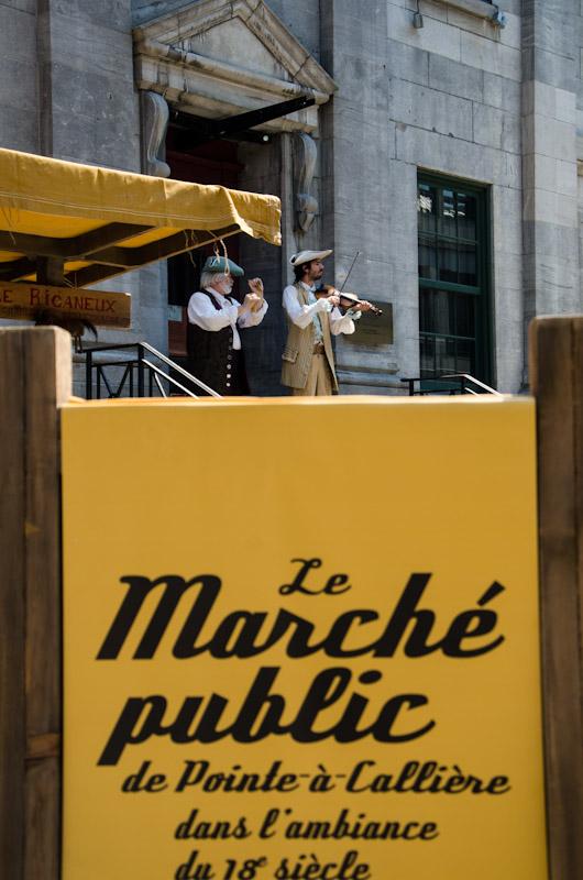 Le Marché Public de Pointe-à-Callière