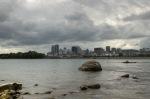 Montreal Skyline HDR