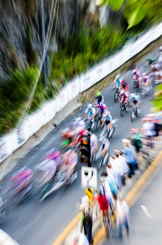 Grands Prix Cyclistes de Montreal - Zoom effect