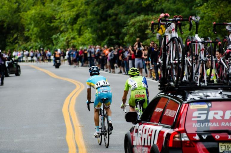 Grands Prix Cyclistes de Montreal support vehicle