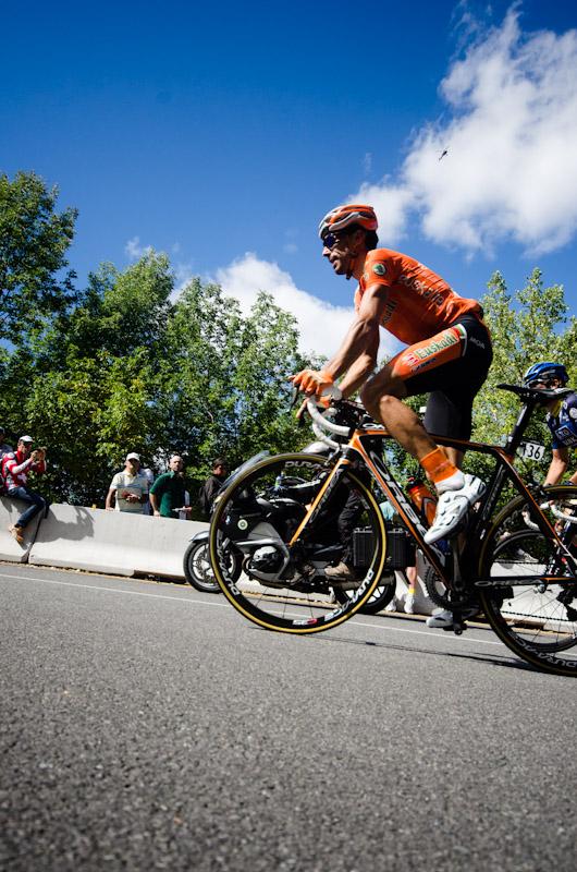 Grands Prix Cyclistes de Montreal hill climb