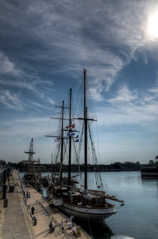 Empire Sandy Tall Ship