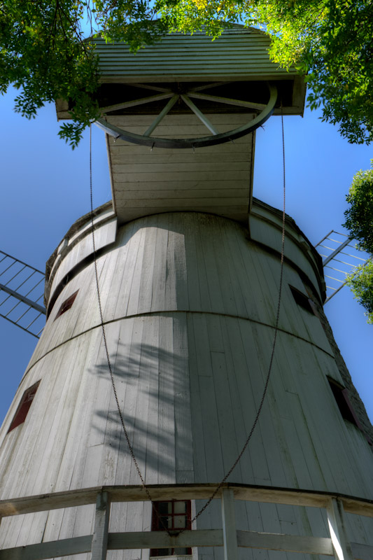 The Fleming Windmill in LaSalle