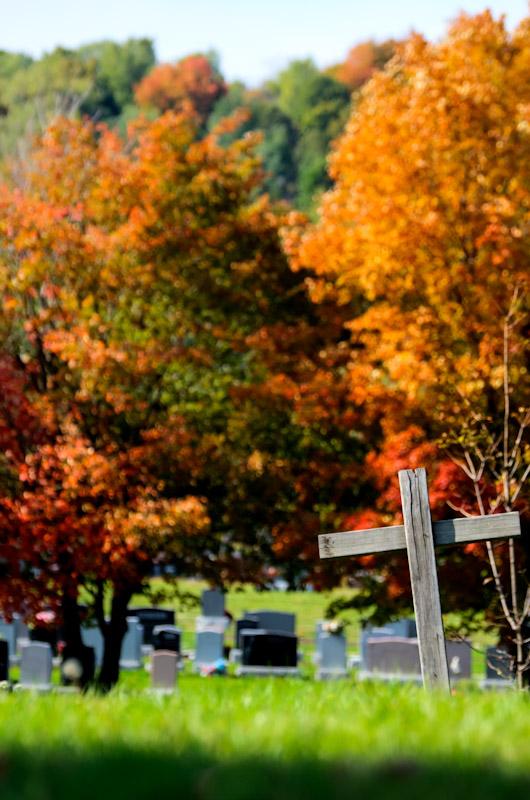 Notre Dame de Neige Cemetery