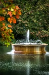 Fountain at Parc La Fontaine