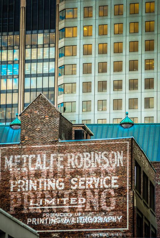 Metcalf Robinson Printing Service Ltd