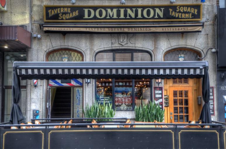 Dominion Square Taverne