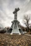 The Renovated Mount Royal Cross