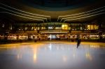 Ice rink at 1000 de la Gauchetière