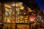 Vintage store on ave du Parc