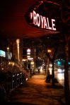 Hotel Plateau Royale on ave du Parc