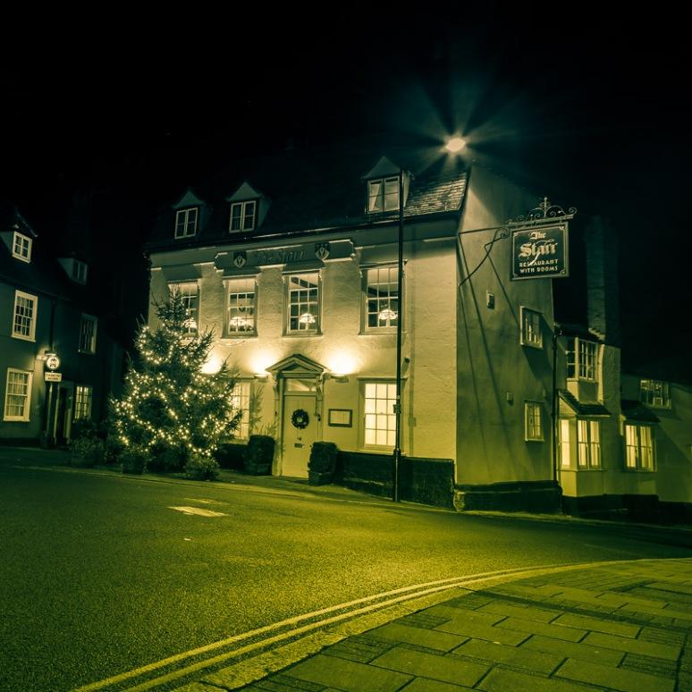 The Starr restaurant, Great Dunmow Essex