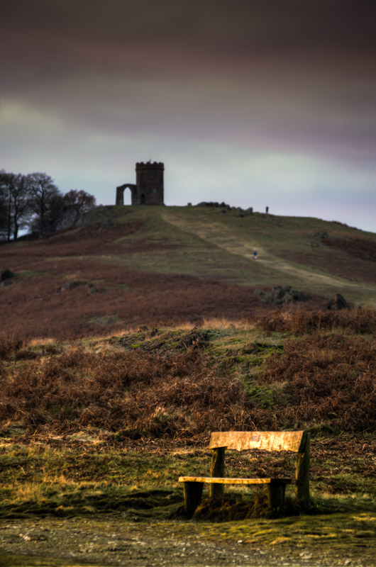 Old John, Bradgate Park Leicestershire