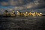 The Thames Barrier ISO 320 - 32mm - f4.2 - 1/750 sec (-2ev/0/+2ev)