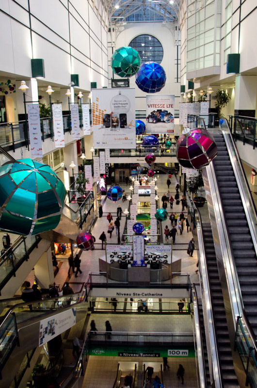 Eaton Center Shopping Mall