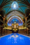 Inside Notre Dame Basilica ISO 100 - 10mm - f5.6 - 4 sec (-2ev/0/+2ev)