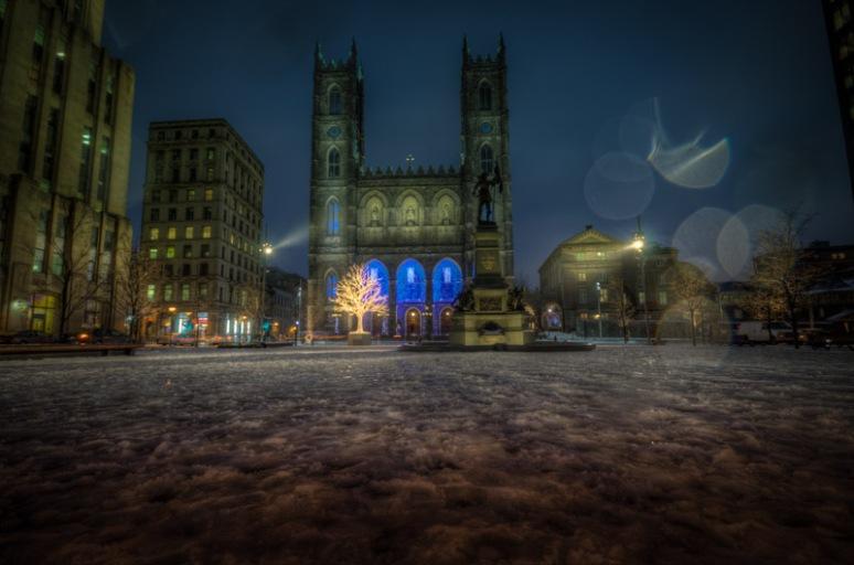 Notre Dame Basilica de Montréal