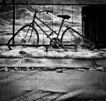 Day 40 - Feb 9: Melting bike