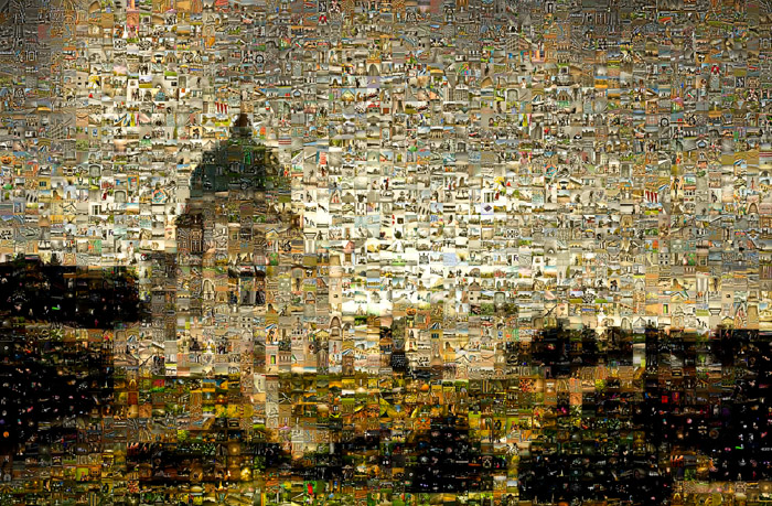 "Saint Joseph""s Oratory Mosaic"